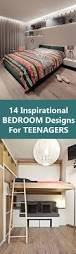 14 inspirational bedroom design ideas for teenagers contemporist 14 inspirational bedrooms for teenagers