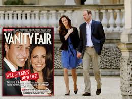 William And Kate Cover Vanity Fair In Never Before Seen Photo Ny