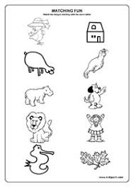 same letter matching worksheets activity sheets for kids