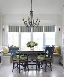 bay window dining area dining room rustic with great room damp wet