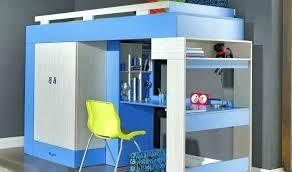 bureau armoire lit superpose combine inuit lit combine mezzanine bureau armoire