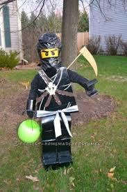 Lego Ninjago Halloween Costumes Homemade Lego Lego Ninjago Green Ninja Costume Costumes