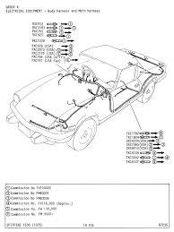 wiring harness spitfire u0026 gt6 forum triumph experience car