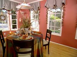 floor length round tablecloth hgtv
