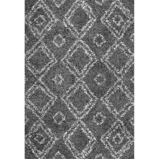 Gray Area Rug Trellis Design Gray And White Trellis Rug Ott Ultimate