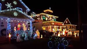 kingston s santa claus residents go all out to light up the
