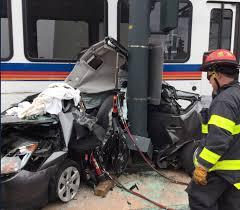 in denver u0027s light rail vs car incidents this year rtd blames drivers