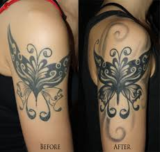 butterfly coverup