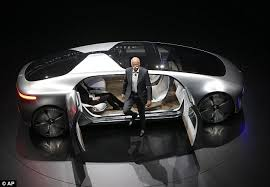 mercedes autonomous car mercedes announces plans for uber for limos to take on