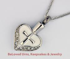 necklaces for ashes after cremation jewelry cremation urns ebay