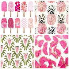 Pineapple Trend by The Fruit Print Trend Looks Cooler Than You Think Style Context