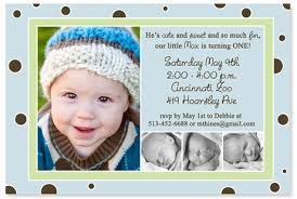 invitations 1st birthday boy invitation ideas
