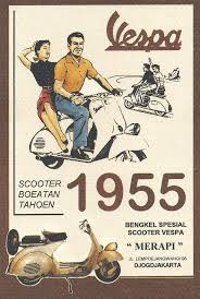 193 best vintage scooters images on pinterest vespa scooters