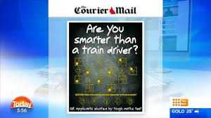 experienced train drivers forced into difficult psychometric