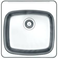 drop in utility sink stainless wessan drop in 10 deep stainless steel laundry sink the home