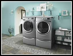 Cute Laundry Room Decor by Laundry Room In Garage Ideas 5 Best Laundry Room Ideas Decor