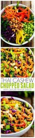 this thai cashew chopped salad recipe asian food the cashews