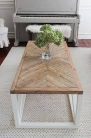 Woodworking Projects Pinterest by Best 25 Wood Coffee Tables Ideas On Pinterest Coffee Tables