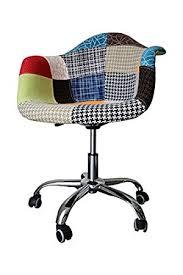 chaise de bureau pivotante chaise de bureau pivotante eiffel 221792 patchwork de bureau