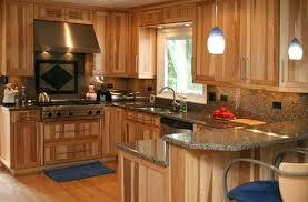Craigslist Denver Kitchen Cabinets Hickory Kitchen Cabinet Natural Hickory Kitchen Cabinets By