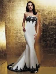 black and white wedding dresses best 25 white wedding gowns ideas on wedding