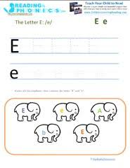 printable phonics worksheets and activities for preschool children