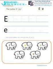phonics sound for letter e teaching the short e vowel sound