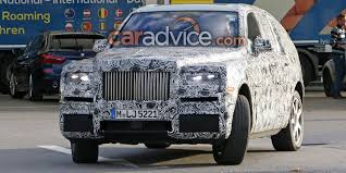 roll royce car inside rolls royce cullinan spied inside and out