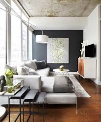 Best  Black Accent Walls Ideas On Pinterest Black Walls - Living room design interior