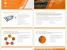 company profile ppt template free resume