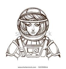 astronaut woman stock images royalty free images u0026 vectors