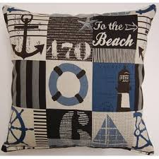 Seashore Decorative Pillows Nautical Pillows You U0027ll Love Wayfair