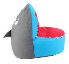 Shark Bean Bag Newborn Stripey Bean Bag The Addition To Any Bedroom