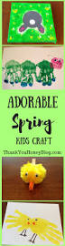adorable spring kids crafts thank you honey