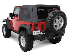 jeep front silhouette jeep rear bumpers u0026 tire carriers quadratec