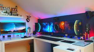 melhor quarto gaming setup tour 2016 português house