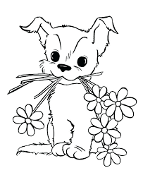 printable coloring pages kittens kittens coloring pages printable cats and kitten coloring pages kids