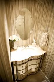 Powder Room Vanities For Small Spaces Innovative Concept For Powder Room Vanities Implementing Hanging