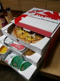 in a box delivery papa s korea all in one box pizza delivery technology