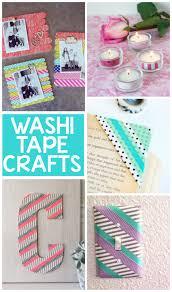 gorgeous washi crafts