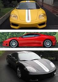 Ferrari 360 Challenge Stradale Interior La Scuderia Rossa