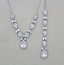 wedding backdrop necklace bridal backdrop necklace back necklace