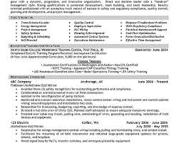 electrician resume format download church volunteer cover letter church