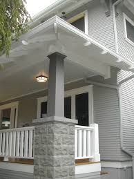 Interior Home Columns by Historic Curb Appeal Maintaining Your Craftsman Inside Arciform
