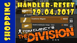 shopping guide händler reset vom 29 04 2017 the division