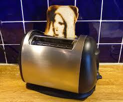 Talking Toaster Art In Cambridge October 2012