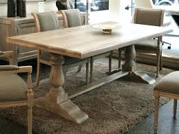 Torrance Dining Table Turned Leg Dining Table Turned Leg Dining Table Table Idea Turned