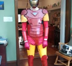 ironman halloween costume make iron man costumes