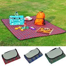 Outdoor Cing Rug Outdoor Picnic Rug Fold 200x150cm Waterproof Rug Blanket Outdoor