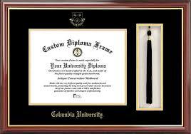 a m diploma frame columbia diploma frame embossed seal tassel box